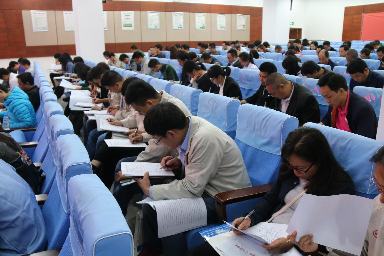 大鹏新区安监局组织开展企业职业卫生安全培训班